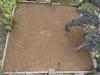 Mélange du compost et de l'argile