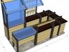Amenagement d'une terrasse de 7m2