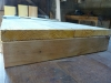 Orientation des planches de bois