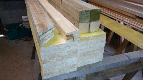 Quels bois utiliser pour un potager en carrés