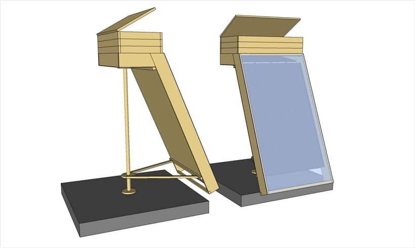 s cher pour conserver mon potager en carr s. Black Bedroom Furniture Sets. Home Design Ideas