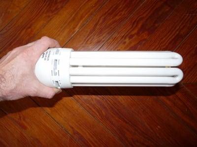 Ampoule 125w 6500K