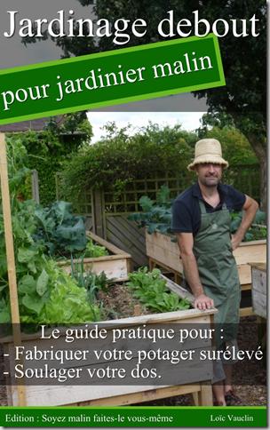 Couverture guide jardinage debout