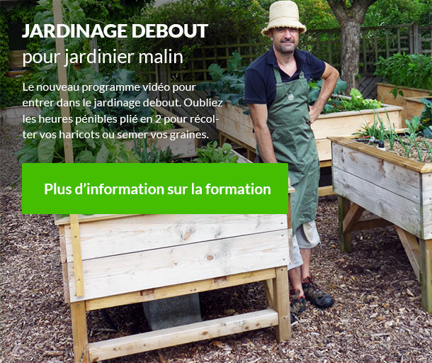 boutique2 jardinage debout formation video2 mon potager. Black Bedroom Furniture Sets. Home Design Ideas