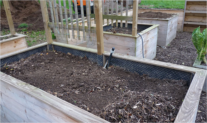 La meilleure m thode pour remplir un bac sur lev mon - Pour arroser un jardin il faut compter 6l ...