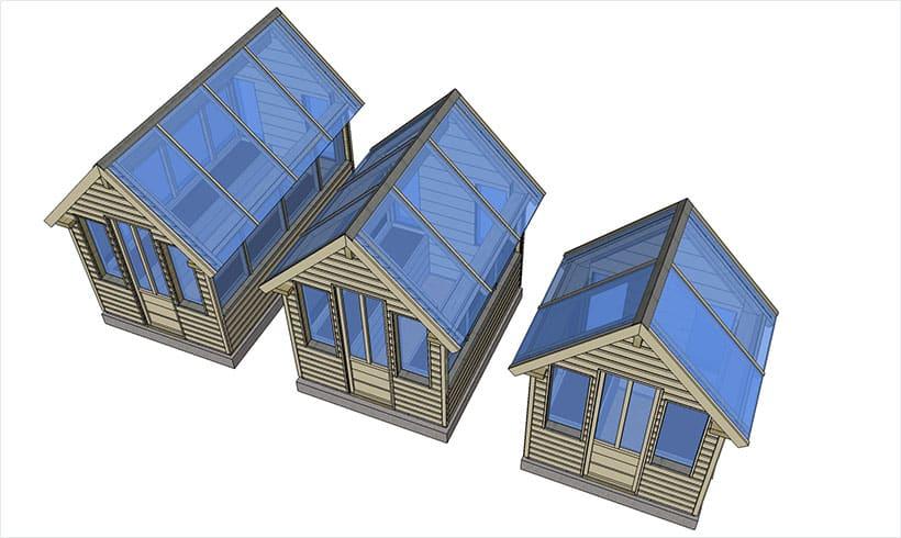 2 nouvelles conceptions de serres de jardin mon potager en carr s for Jardin en carre fabrication