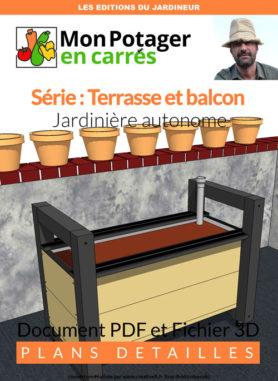 Fabriquer une jardinière wicking bed - Mon potager en carrés 844ce440e740