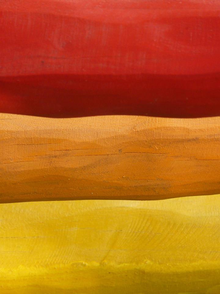 Comment peindre vos carr s de potager - Planche de couleur ...