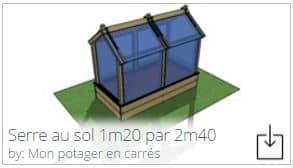 la banque 3d du jardineur mon potager en carr s. Black Bedroom Furniture Sets. Home Design Ideas