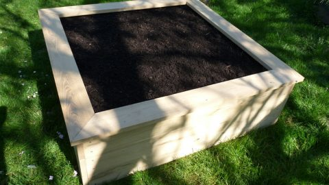 Comment installer un carré de potager ?